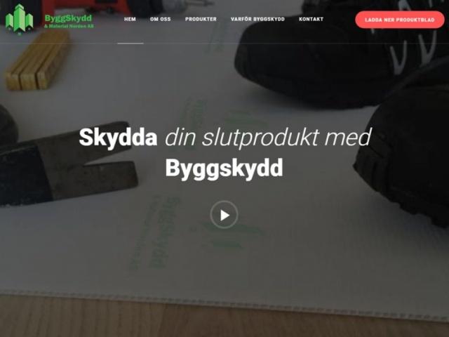 ByggSkydd & Material Norden AB